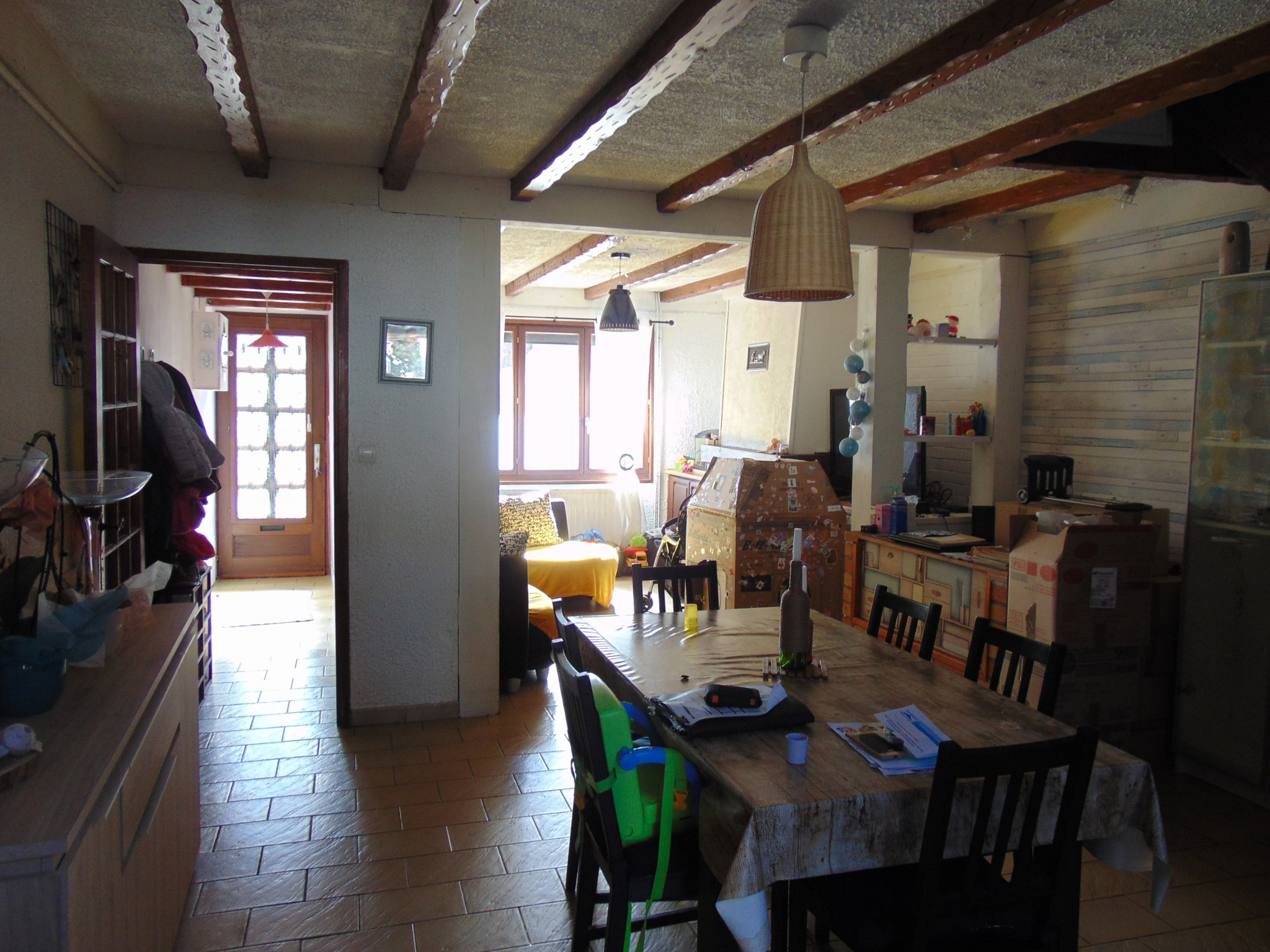 Vente maison 4 chambres jardin sur calais - Brico maison jardin calais ...
